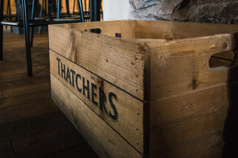 Lifestyle District | Bristol culture & photography blog: Thatchers HQ &emdash; DSC_6311