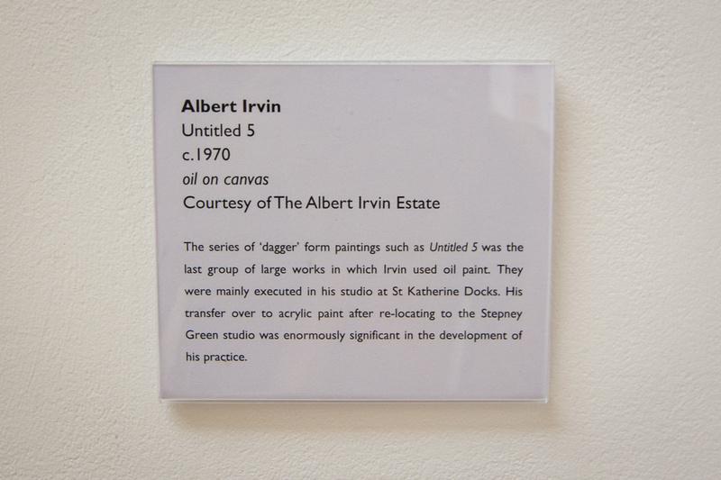 Lifestyle District | Bristol culture & photography blog: Albert Irvin RWA &emdash; DSC_6851