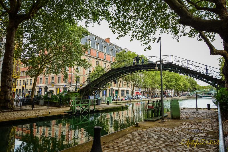 Lifestyle District | Bristol culture & photography blog: Canal Saint Martin