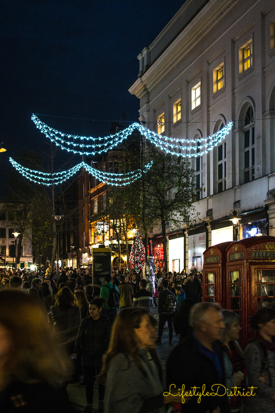 Lifestyle District | Bristol culture & photography blog: Christmas Lights London