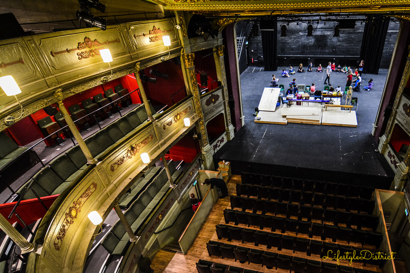Lifestyle District | Bristol culture & photography blog: Bristol Doors Open Day at Bristol Old Vic