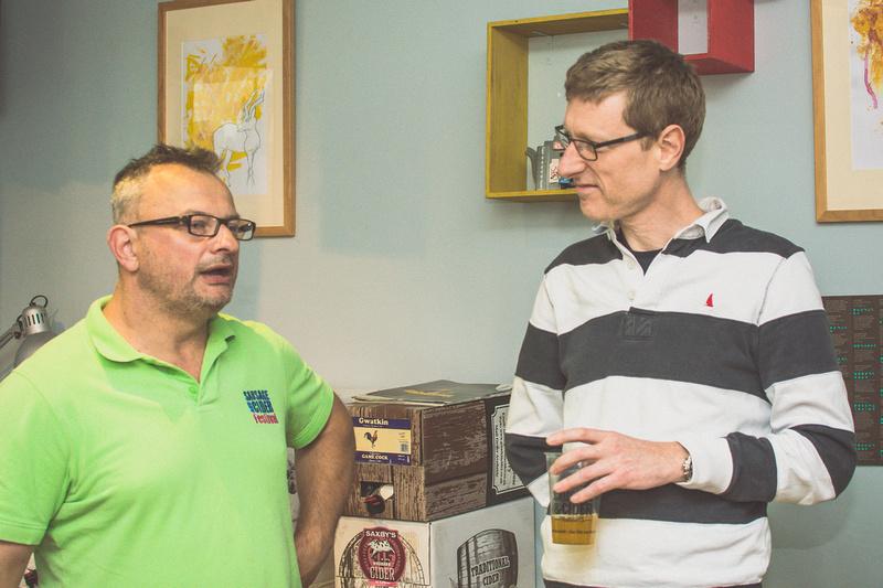Bristol Sausage and Cider Festival  Taster Evening with Buckland Venison