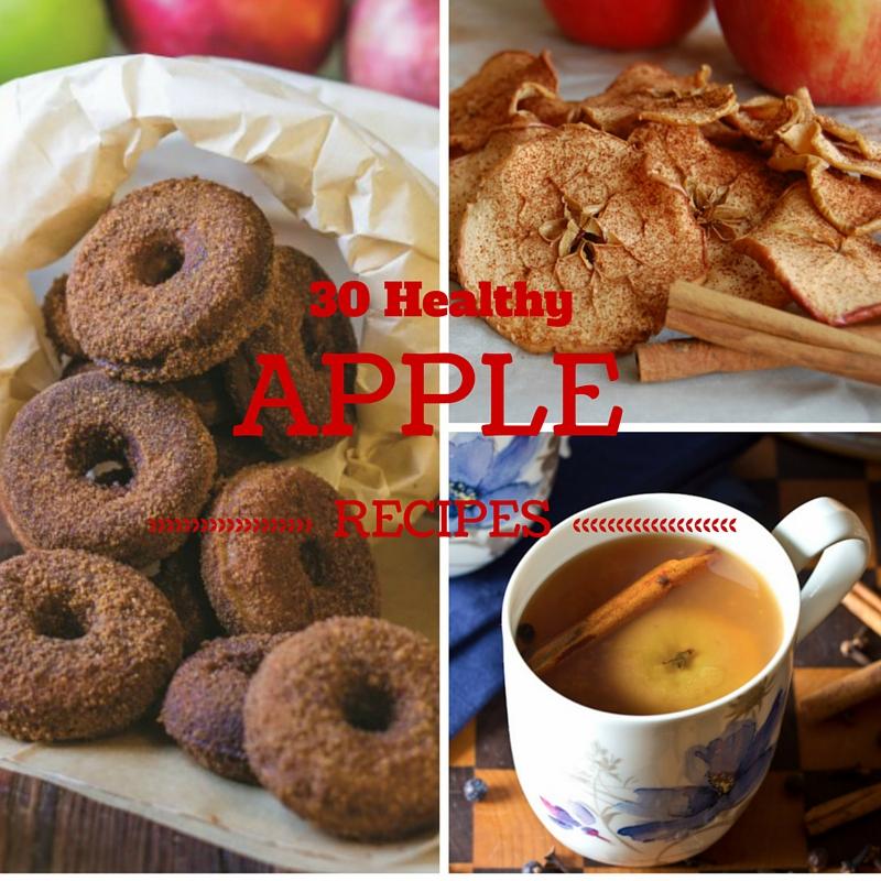 30 Healthy Apple Recipes