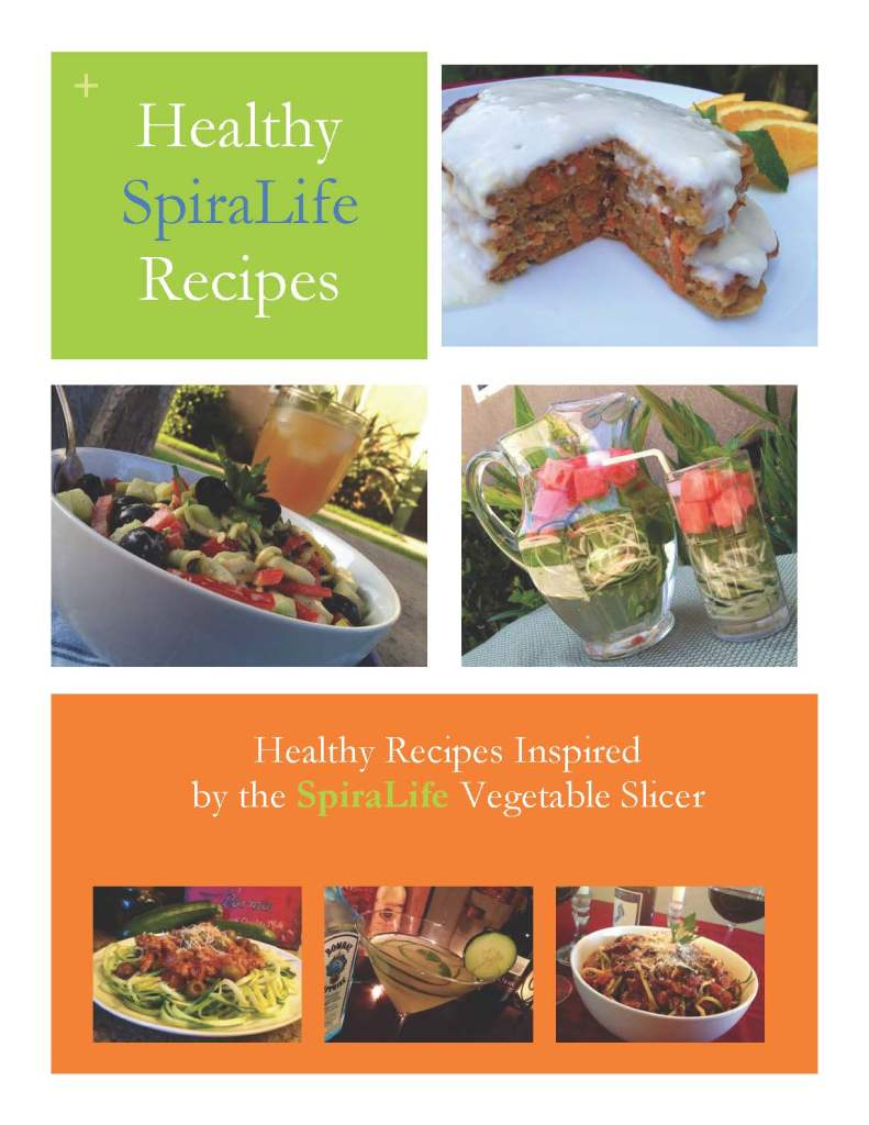 SpiraLife eBook Cover