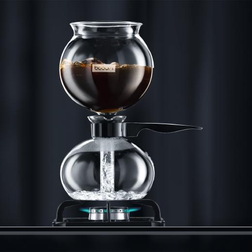 Bodum Pebo Vacuum Coffee Maker  Lifestyle Fancy