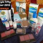 Fantabulous October Beauty Giveaways