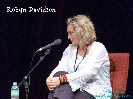 Robyn Davidson Small