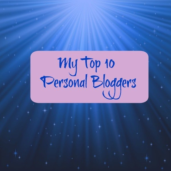 Top 10 personal Bloggers