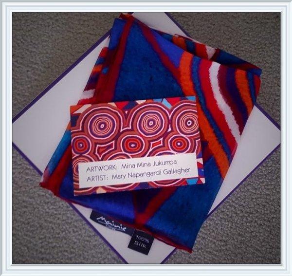 Mainie scarves