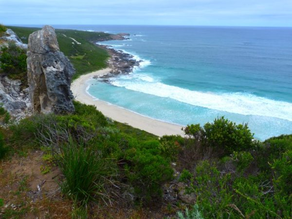 Why-Travel, pic of beach in South West Australia