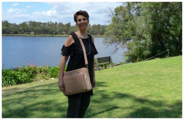 Stylish Leather Handbags by Travel & Living Collection, Christin Svard