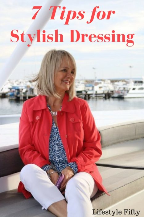 Stylish Dressing after 50