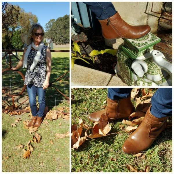 I love these GERTY boots by Homyped. They are just the best boots for comfort and style