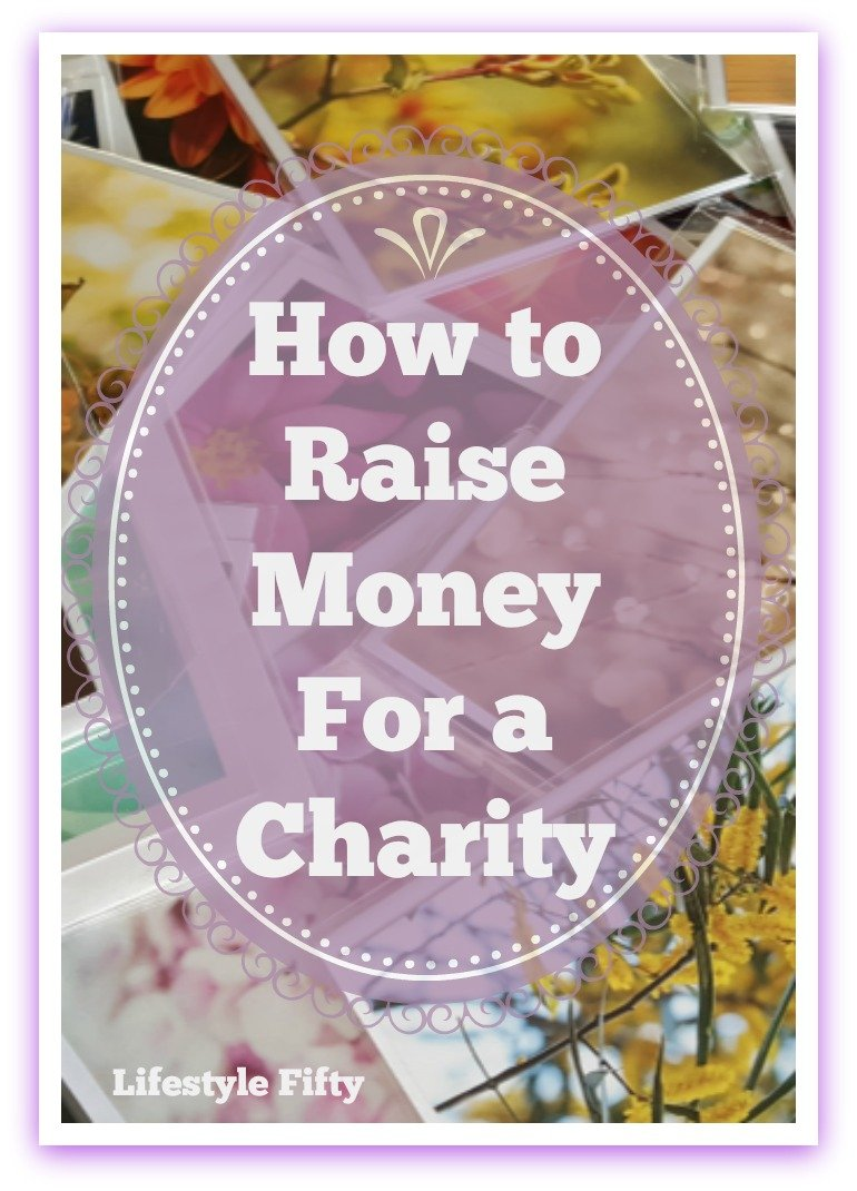 Purple Bra Day. How to raise money for a charity.