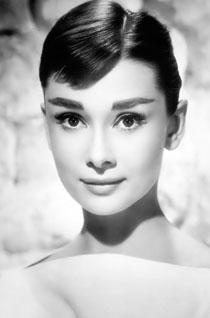 Top 10 Celebrity Hair Icons Number 2 Audrey Hepburn