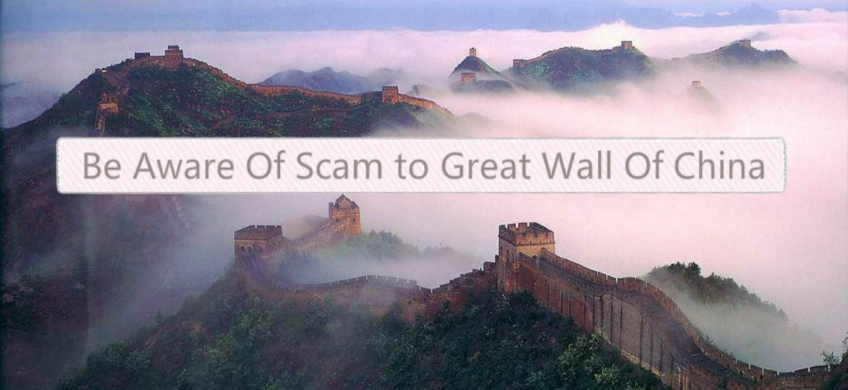 Getting to Badaling by Bus - Be Aware of the Fake Bus Stop Scam to Great Wall of China