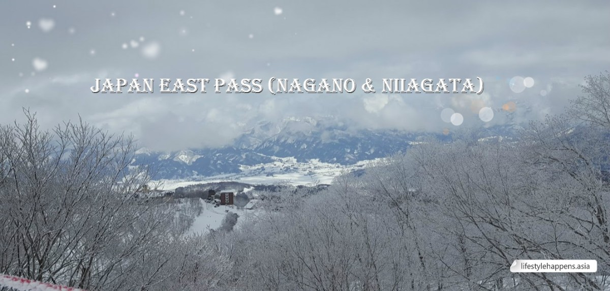 JR East Nagano Niigata - Where to buy in Malaysia