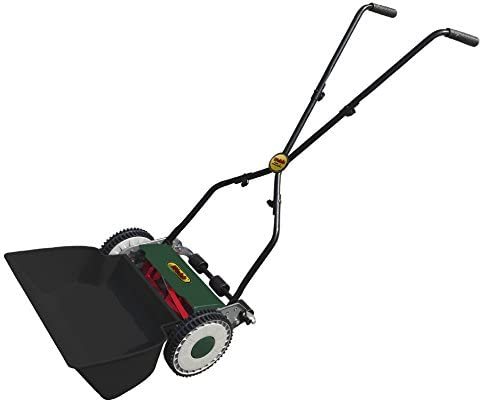 Hand Pushed Mower