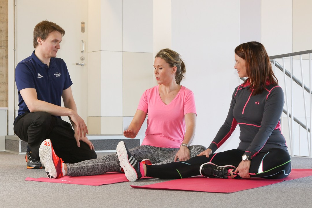Hire an Exercise Professional