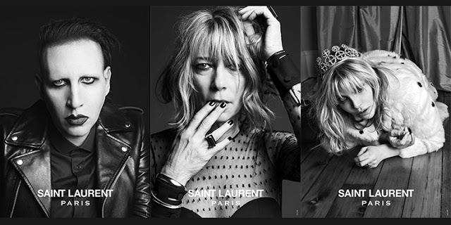 Marilyn Manson, y Courtney Love