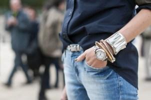 tendencia pulseras arm party