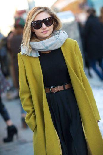NYFW Street Style#1