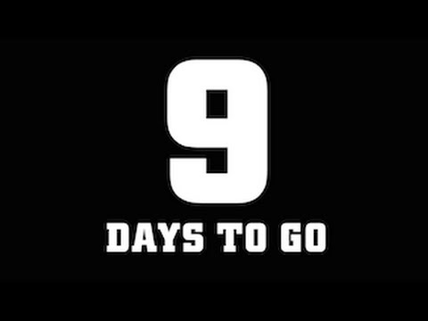 9 Day's to go….(My Tough Mudder Journey)