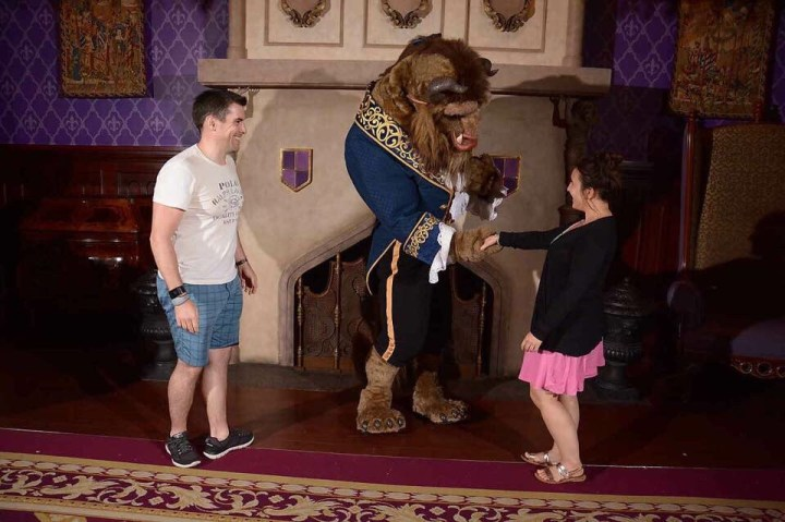Back to Magic Kingdom!
