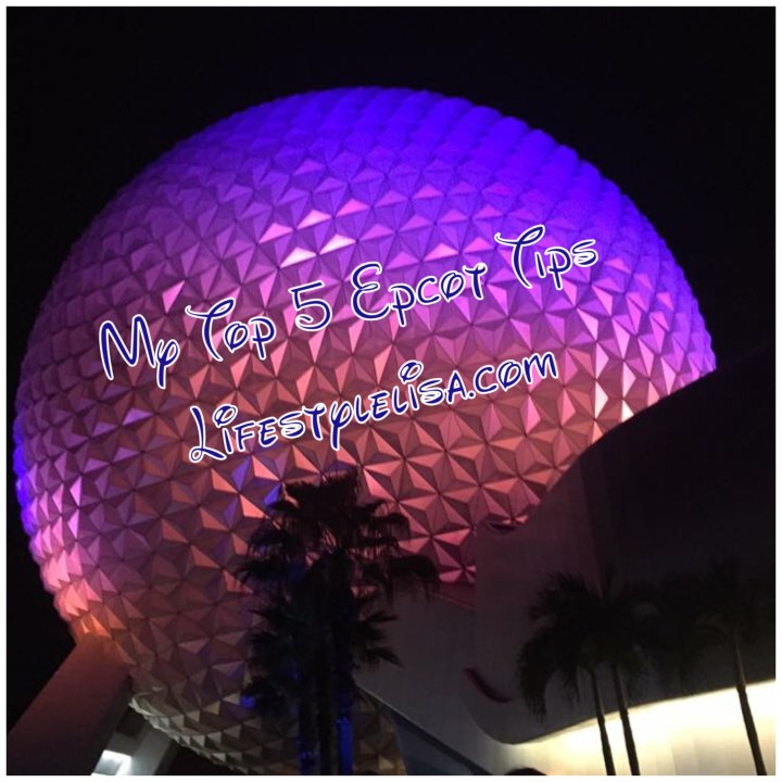 TOP 5 Epcot Tips