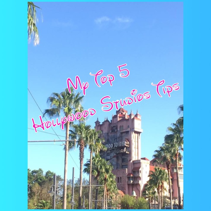 Top 5 Hollywood Studios Tips