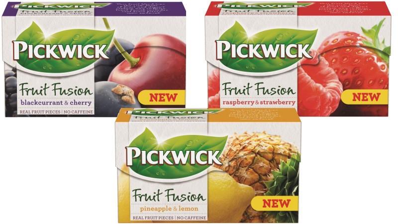 Pickwick Fruit Fusion