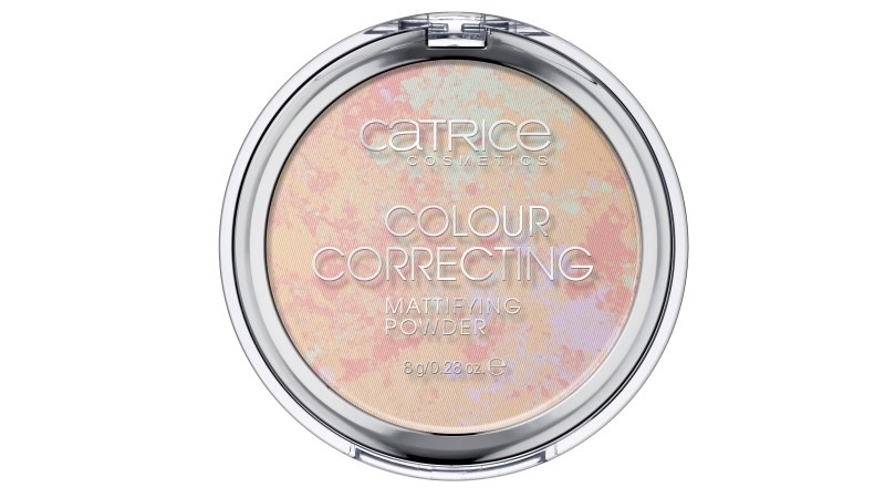 CATRICE Colour Correcting Mattifying Powder