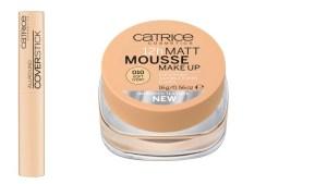 Catrice 12h Matt Mousse Make-up