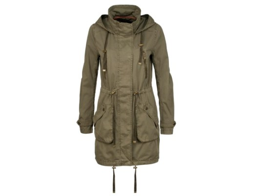 Parka New Yorker