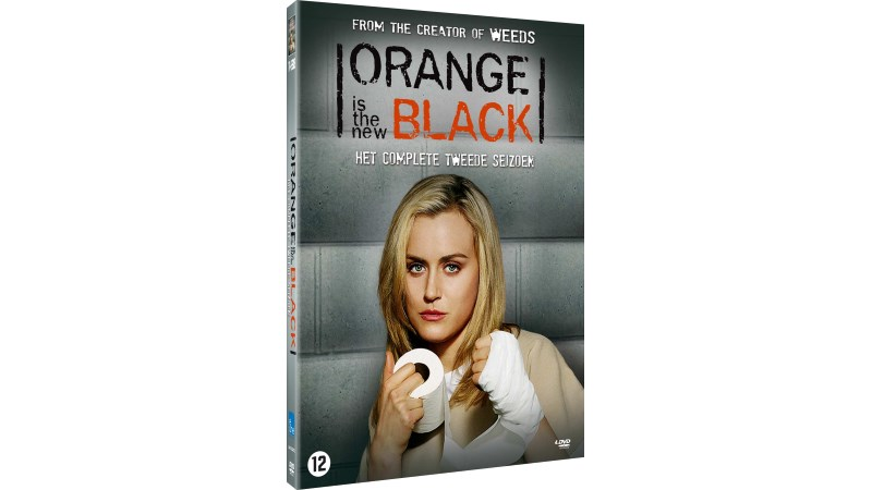 Orange is the New Black seizoen 2 dvd