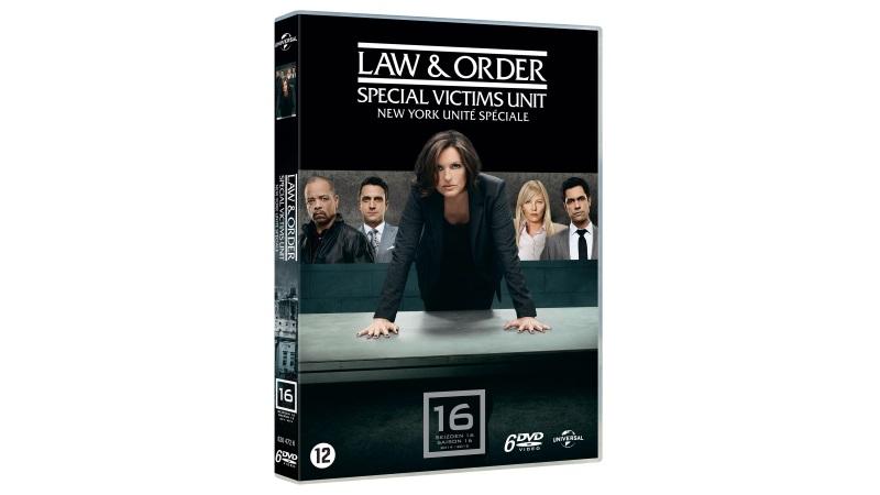 Law & Order S.V.U seizoen 16