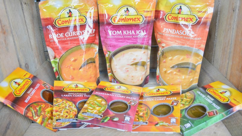 conimex soep curry paste