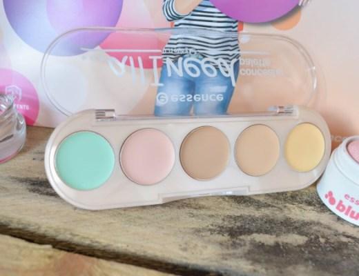 essence blush ball concealer palette