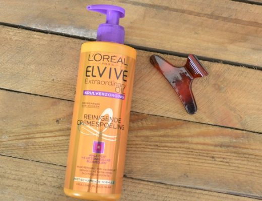 L'Oréal Elvive Extraordinary Oil Reinigende crèmespoeling