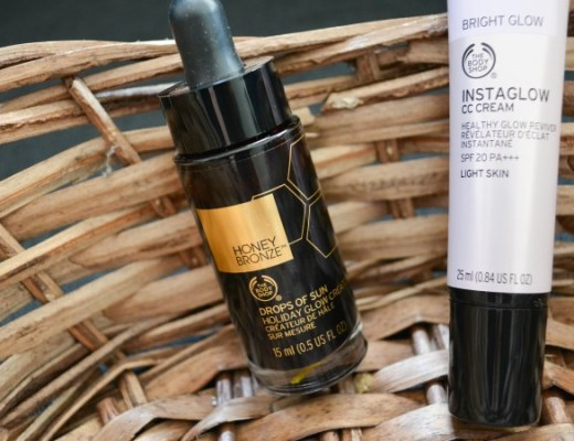 The Body Shop Honey Bronze