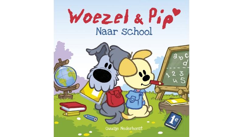Woezel & Pip Naar school