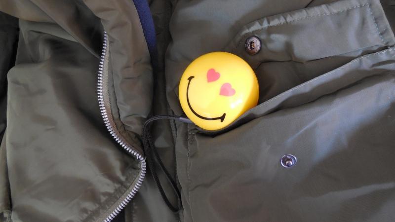 Smiley Bluetooth speakers