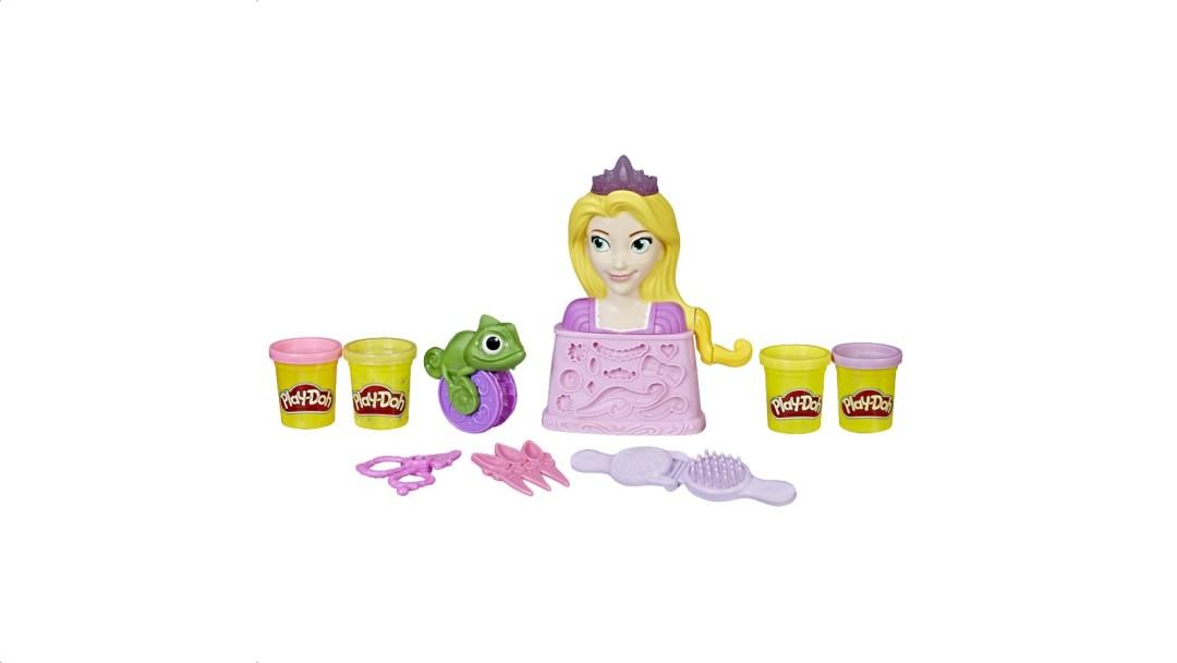 Play-Doh Rapunzels Kapsalon