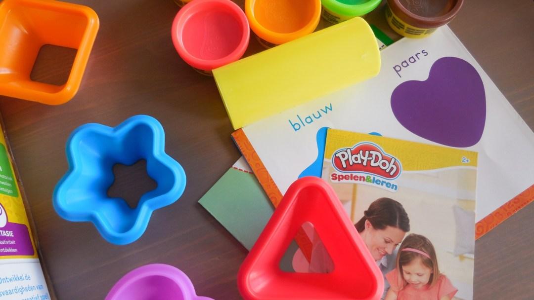 Play-Doh Kleuren & Vormen