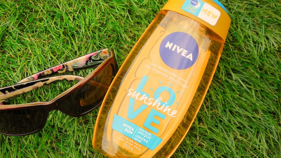 nivea love sunshine