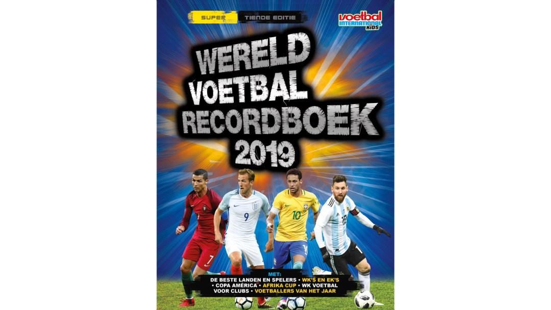 Wereld Voetbal Recordboek 2019