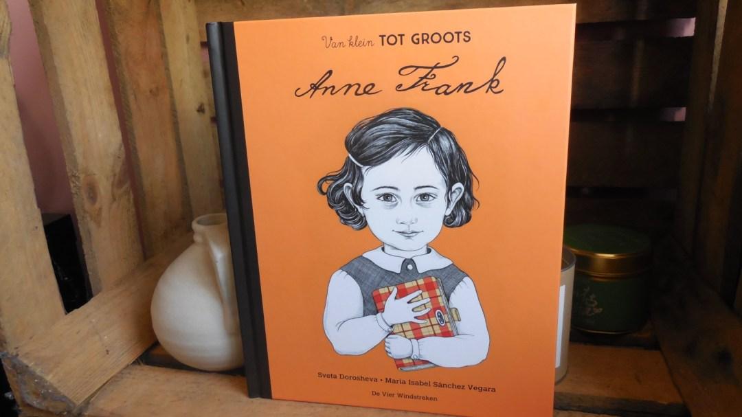 Van klein tot groots - Anne Frank