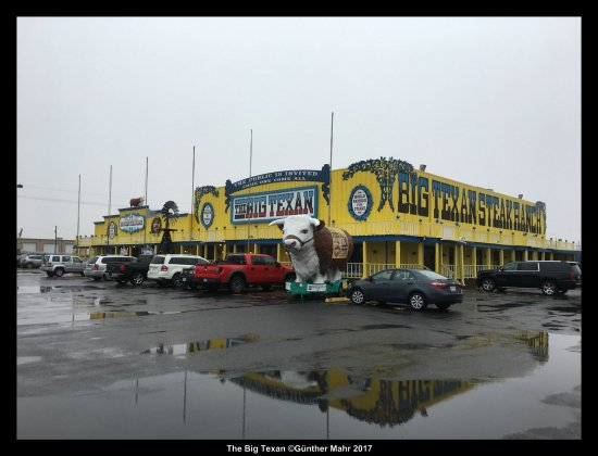 The Big Texan Steakhouse
