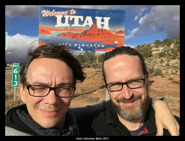 Welcomesign Utah Selfie