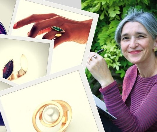 Ringdesign, Interview, Angela Hübel
